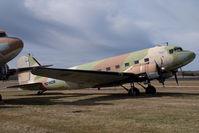 N215CM @ CZVL - ex Israeli Air Force Douglas DC3