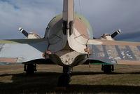 N47SJ @ CZVL - ex Israeli Air Force Douglas DC3