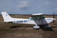 C-GZMS @ CZVL - Global Aircraft Industries Cessna 172