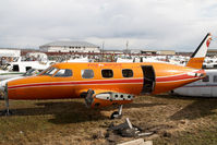 C-GTHN @ CZVL - Nunavut Life Line Swerigen Merlin - by Yakfreak - VAP