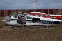 N9457T @ CZVL - Cessna 210
