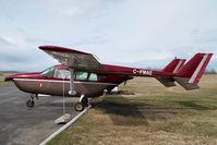 C-FMAE @ CZVL - Cessna 337