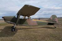 C-FMOB @ CZVL - Cessna 140 - by Yakfreak - VAP