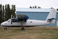 C-GSOL @ CYBW - Dash 6 Twin Otter - by Yakfreak - VAP