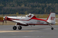 C-FDHU @ CYRV - Conair Air Tractor AT-802