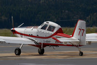 C-GEDO @ CYRV - Conair Air Tractor AT-802