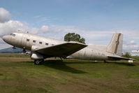 C-GJGQ @ CYYJ - Douglas DC3 (C117)