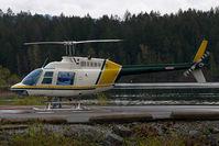C-FMPI @ CAA9 - Bell 206 - by Yakfreak - VAP