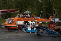 C-GJZK @ CAA9 - Erickson Air Crane Sikorsky S64