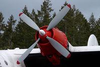 C-FLYK @ CAA9 - Martin Mars - by Yakfreak - VAP