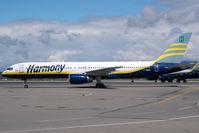 C-GMYC @ CYVR - Harmony Boeing 757-200 - by Yakfreak - VAP
