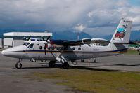 C-FAWC @ CYVR - Liard Air Dash 6 Twin Otter - by Yakfreak - VAP
