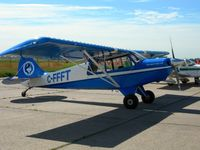 C-FFFT - Wings and Wheels Heritage Festival - Downsview Airport Toronto - by Ken Mist