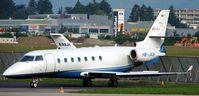 HB-JEB @ LSGG - Gulfstream 200