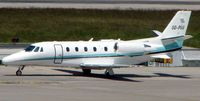 OO-PGG @ LSGG - Citation 560XL