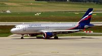 VP-BWH @ LSGG - Airbus A320