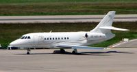 OE-HKY @ LSGG - Falcon 2000