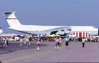 70-0463 @ DAY - C-5A at the Dayton International Air Show - by Glenn E. Chatfield