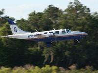 N212RA @ LAL - Aerostar 600
