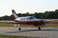 N415WR @ LAL - PA-46 - by Florida Metal