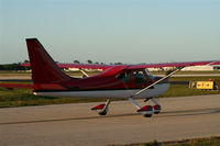 N655SP @ LAL - Glasair GS-2