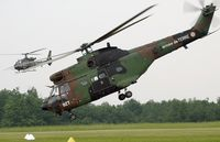1214 - Aérospatiale SA330B Puma - by Volker Hilpert