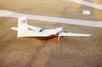 57-3079 @ DPA - UC-7A Golden Knights jump plane.  Photo found at DPA ATCT - by Glenn E. Chatfield