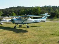 D-EDSJ - Cessna 152/Saarmund-Brandenburg - by Ian Woodcock