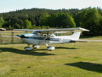 D-EKOX - Cessna 172N/Saarmund-Brandenburg - by Ian Woodcock