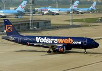 F-OHFR @ LFPO - Airbus A320