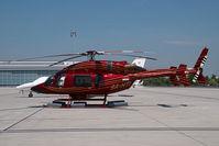 9A-HTI @ VIE - Agrokor Bell 427 - by Yakfreak - VAP