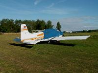 D-ENFL - AA-5B/Saarmund-Brandenburg - by Ian Woodcock