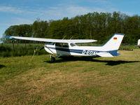 D-EOXI - Cessna 172N/Saarmund-Brandenburg - by Ian Woodcock