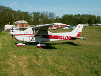 D-EPAD - Cessna 172N/Saarmund-Brandenburg - by Ian Woodcock