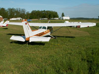 D-EAAY - Cessna 172N/Saarmund-Brandenburg - by Ian Woodcock