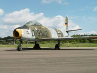 D-9542 - Canadair CL-13B/Preserved/Berlin-Gatow - by Ian Woodcock