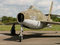 BF-106 - Republic F-84F/Preserved/Berlin-Gatow - by Ian Woodcock