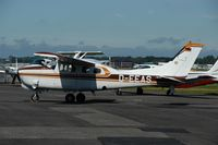 D-EEAS @ BOH - CESSNA - by Patrick Clements
