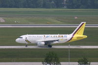 D-AILN @ EDDM - Germanwings - by Andi F
