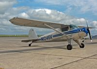 N1246K @ HDO - The EAA Texas Fly-In - by Timothy Aanerud