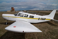 C-FAAP @ CZVL - Piper 32 - by Yakfreak - VAP