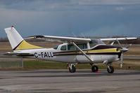 C-FALL @ CZVL - Cessna 206 - by Yakfreak - VAP