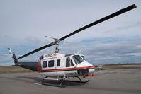 C-GEAT @ CZVL - Heliquest Bell 205