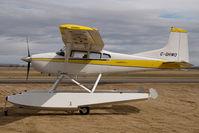 C-GHWO @ CZVL - Thompson Constructions Cessna 185 - by Yakfreak - VAP