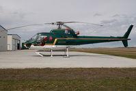 C-GLSK @ CZVL - Skyline Helicopters Eurocopter 120