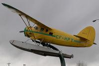 CF-HPY @ CYXD - Buffalo Airways Noorduyn Norseman