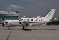 156 @ VIE - French Air Force TBM700 - by Yakfreak - VAP