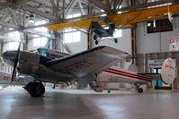 CF-RSX @ CYXD - Lethbridge Air Service Beech 18