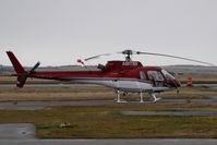 C-FSPE @ CYBW - Abitibi Helicopters Aerospatiale AS350 - by Yakfreak - VAP
