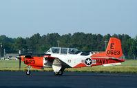 160523 @ ESN - Beech T-34T Turbo Mentor - by Mia Jealous-Dank